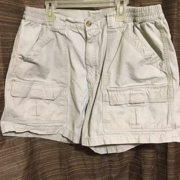 White Sierra Other - White Sierra Khaki Shorts